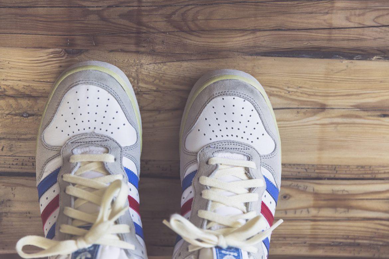 Een goede schoen aan je voet