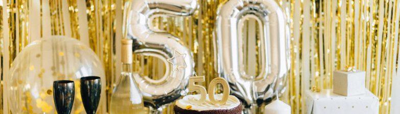50 jaar cadeau